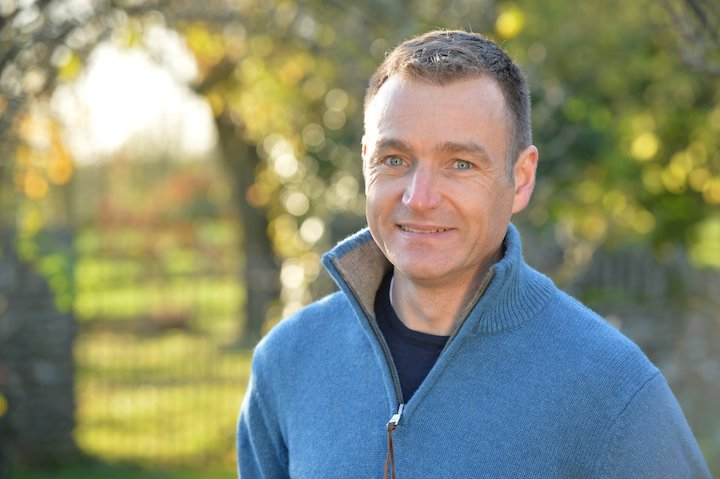 Chris Beardshaw in new role for RHS Malvern Spring Festival