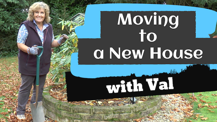 NEW Video: Moving House & Taking the Garden