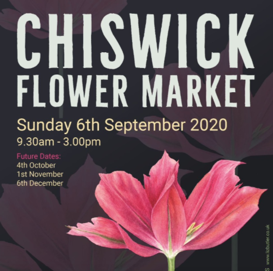 Chiswick Flower Market Opens in September