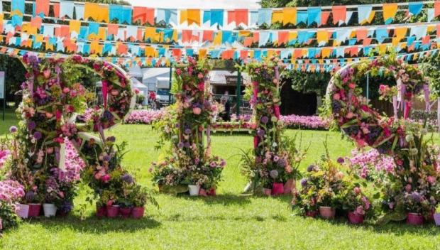 Gardening for Everyone at RHS Hampton Court Palace Garden Festival 2020