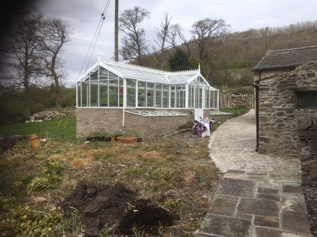 The Villiers Family Moved North... And Their Glasshouse Came Too