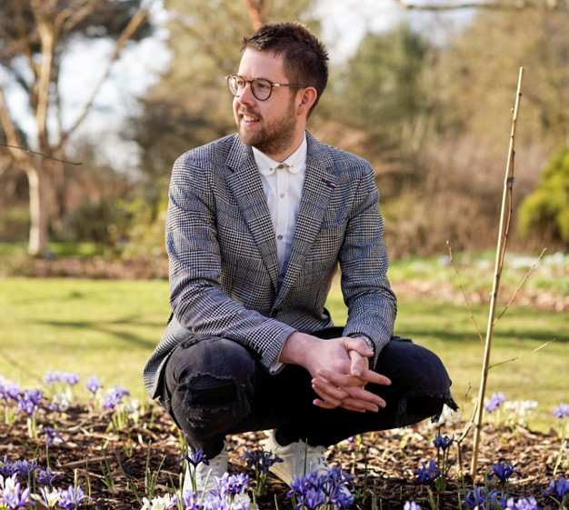 BEHIND THE PLANTS: Meet RHS Curator Matthew Pottage
